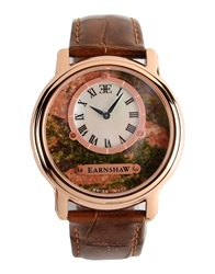 Earnshaw Wrist Watches Copper