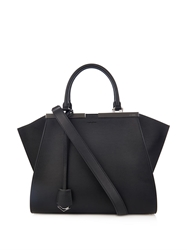 Fendi 3Jours Small Trapeze Wing Leather Tote