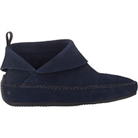 Rag And Bone Women's Brixton Moccasin Boots Navy