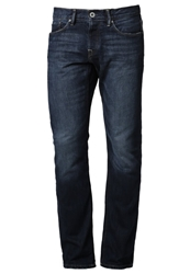 Edc By Esprit Shadeless Straight Leg Jeans C Reg Stone Used Blue Denim