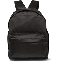 Acne Studios Olov Satin Backpack Black