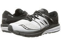 Saucony Zealot Iso 2 White Black Silver Women's Running Shoes