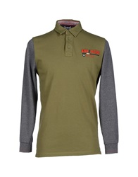 Helly Hansen Polo Shirts Military Green