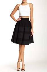 Amanda And Chelsea Novelty Circle Skirt Black