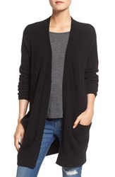 Madewell Women's 'Ryder' Long Cardigan True Black