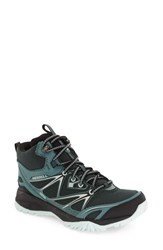 Merrell Women's 'Capra Bolt' Waterproof Sneaker Pine Grove