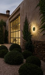 Vibia Meridiano Outdoor Sconce