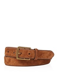 Polo Ralph Lauren Suede Harness Buckle Belt