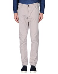 Brooksfield Trousers Casual Trousers Men Lilac