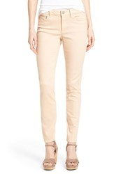 Women's Two By Vince Camuto Colored Stretch Skinny Jeans Peach Clay