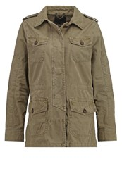 Banana Republic Summer Jacket Tigers Eye Green Khaki