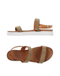 Inuovo Footwear Sandals Women Brown
