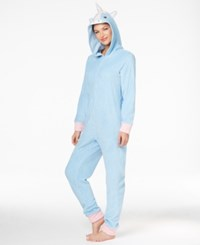 Pj Couture Character Hooded Jumpsuit Unicorn