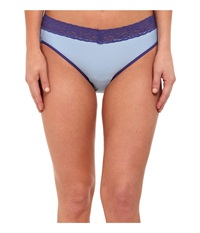 Exofficio Give N Go Lacy Bikini Brief Cabo Women's Underwear Blue