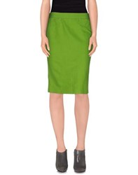Kiltie Skirts Knee Length Skirts Women