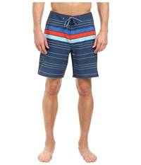 Quiksilver Cedros Island Ensign Blue Men's Swimwear