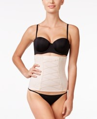 Maidenform Sexy Firm Control Embroidered Waist Nipper Dm2000 Only At Macy's Champagne Shimmer Ivory