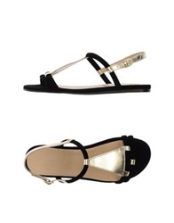 Tila March Sandals Black
