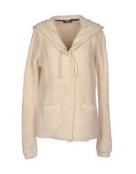 Woolrich Cardigans Ivory
