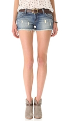 Siwy Camilla Cutoff Shorts Loveless
