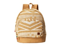 Roxy Monsoon Backpack Taos Taupe Backpack Bags