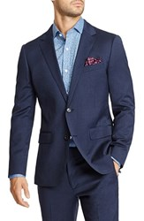 Men's Bonobos Trim Fit Stretch Wool Blazer