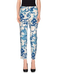 Moschino Cheap And Chic Moschino Cheapandchic Trousers Casual Trousers Women Blue