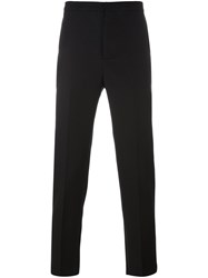 Golden Goose Deluxe Brand Slim Tailored Trousers Black