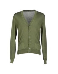Become Cardigans Military Green