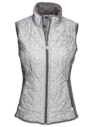 Daily Sports Lotta Wind Gilet Silver