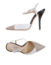 Gianni Marra Footwear Courts Women Light Grey