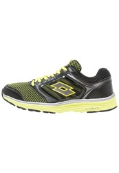 Lotto Everide Iii Amf Neutral Running Shoes Black Green