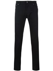 Dolce And Gabbana Skinny Fit Jeans Black