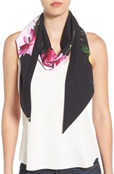 Ted Baker Women's London 'Citrus Bloom' Skinny Scarf