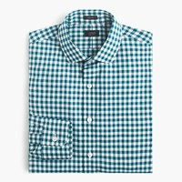 J.Crew Ludlow Shirt In Jenson Gingham Dark Bluegrass