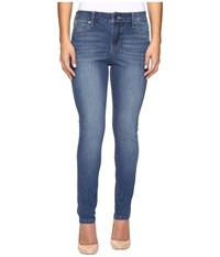 Liverpool Petite Abby Skinny Jeans In Hydra Stone Indigo Hydra Stone Indigo Women's Jeans Blue