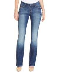 Lee Platinum Tummy Control Bootcut Jeans Eclipse Wash