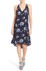 Women's Leith Floral Print High Low Dress