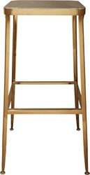 Cb2 Flint Gold 30 Bar Stool