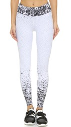 Koral Activewear Pixelate Cropped Leggings