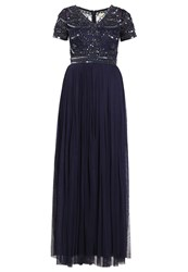 Frock And Frill Alaina Occasion Wear Indigo Night Dark Blue