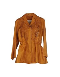 Ermanno Scervino Scervino Street Suits And Jackets Blazers Women Ochre