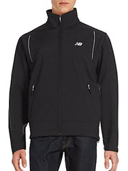 New Balance Long Sleeve Jacket Black