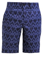 Gap Shorts Ikat Blue