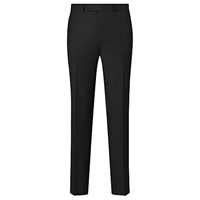 Chester By Chester Barrie Pick And Pick Tailored Suit Trousers Charcoal