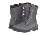 Kamik Bronx Charcoal Women's Cold Weather Boots Gray