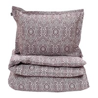 Gant Tiffany Paisley Duvet Cover Purple Fig King