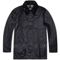 Barbour Beaufort Jacket Black