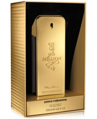 Paco Rabanne 1 Million Jumbo Collector Eau De Toilette 6.8 Oz No Color