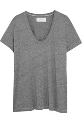 The Great Stretch Jersey T Shirt Gray